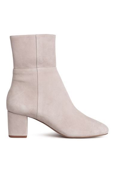 Ankle boots - Light beige -  | H&M CN