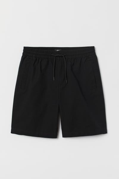 H&M - Pantalón corto de algodón - 5