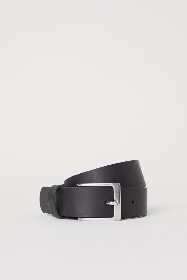 Belt - Black - Kids | H&M CN