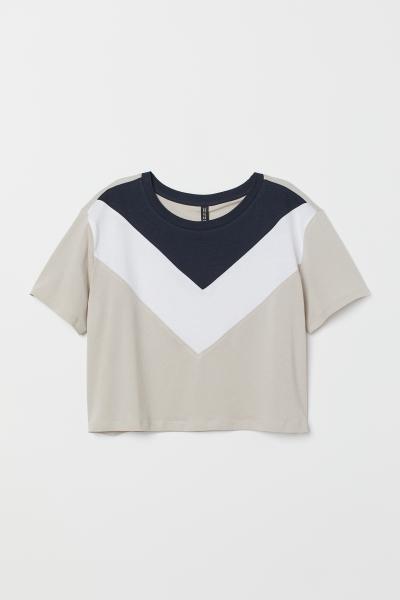 H&M - Camiseta estampado en bloque - 5
