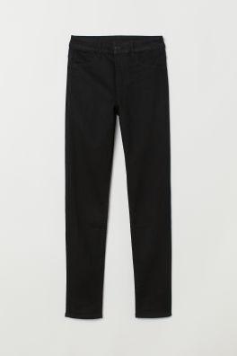 e196a563 Skinny Jeans til dame - shop online eller i butikk | H&M NO