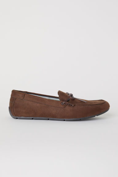 Loafers - Brown - Men | H&M CN