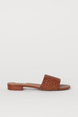 af112ec451dd Zapatos Online Mujer   Calzado Mujer   H&M ES
