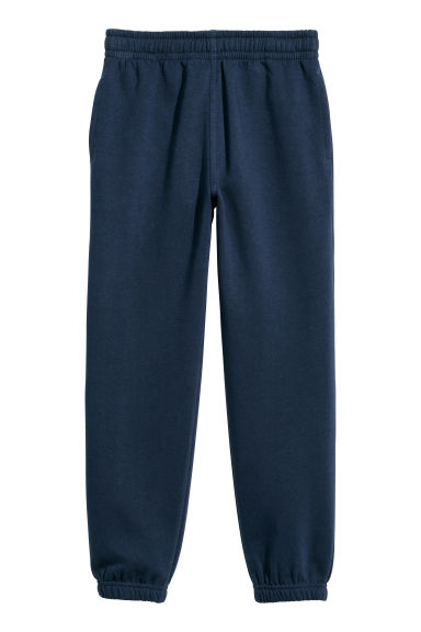 Joggers - Donkerblauw -  | H&M BE