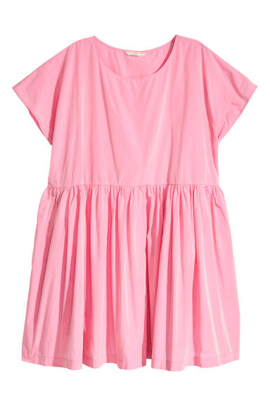 Short dress - Pink - Ladies | H&M IE
