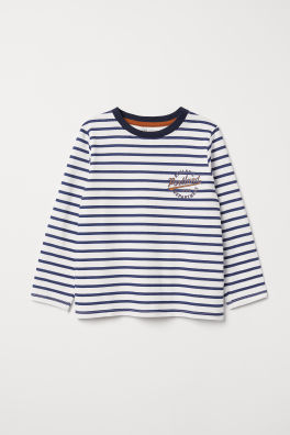 0e1dba63d411d Hauts et t-shirts garçon   18 m-8 ans   Garçon   Enfant   H M FR