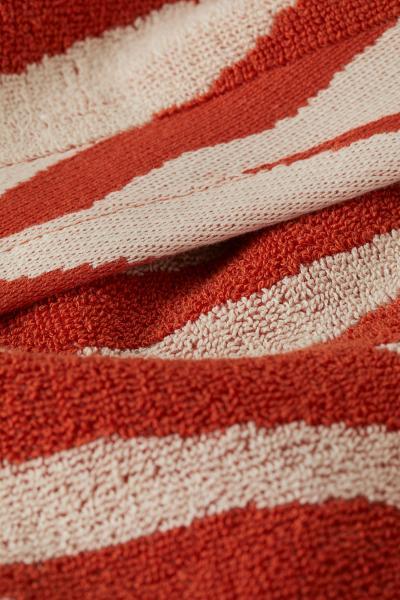H&M - Zebra-patterned bath towel - 4