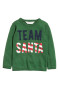 Dark green/Team Santa