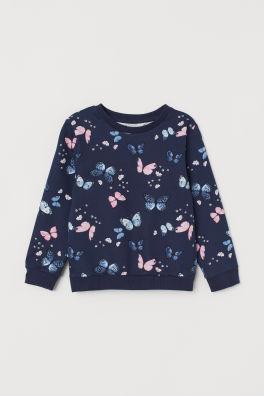 403ecdf5 Tøj til piger – str. 92-140 – Shop online | H&M DK