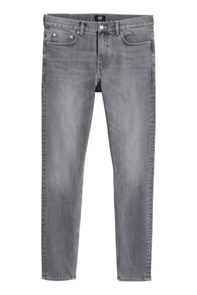 Skinny Jeans - 灰色 - Men | H&M