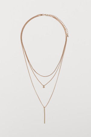 Multi-strand necklaceModel