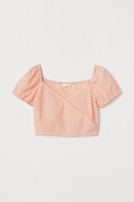973dafaf451 Women's Cropped Tops | H&M