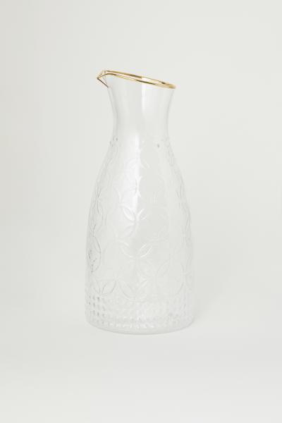 H&M - Carafe texturée - 1