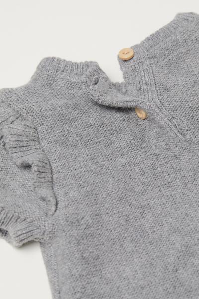 H&M - Robe en maille torsadée - 3