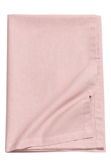 Nappe en coton - Vieux rose - Home All | H&M CA