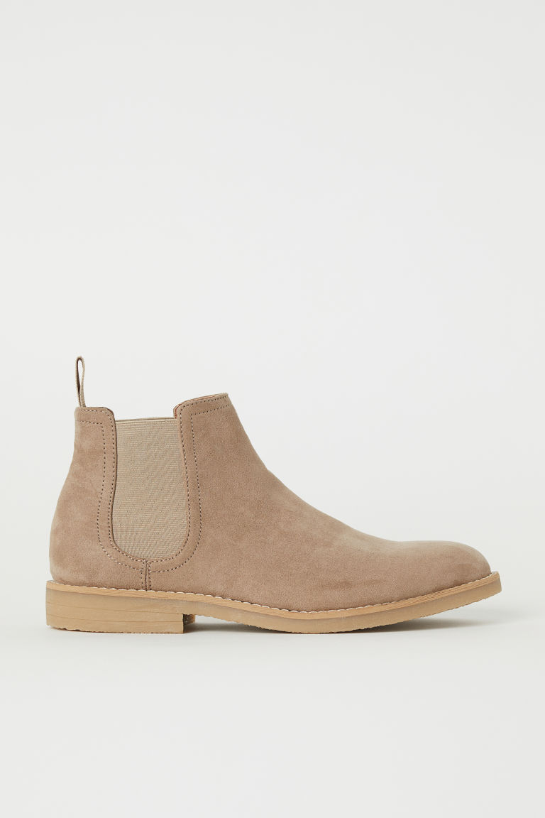 Chelsea boots - Light mole - Men | H&M GB