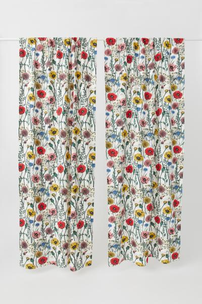 H&M - 2-pack curtain lengths - 2