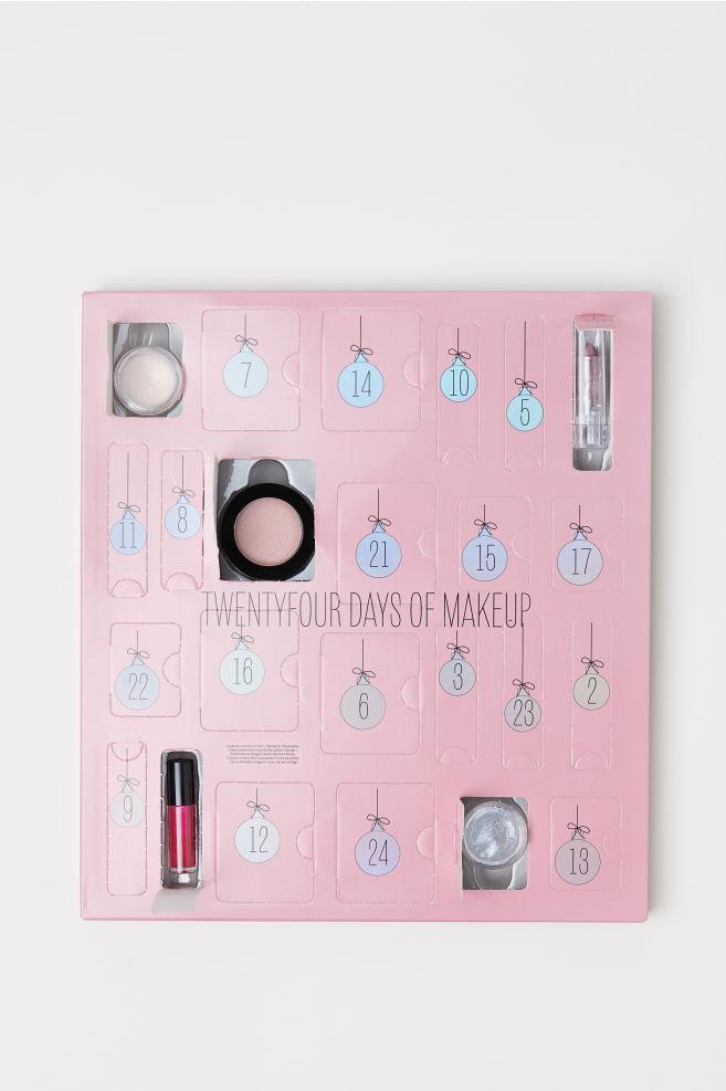 Calendrier Make-up 24 pièces - Couleurs variées - FEMME | H&M FR 2