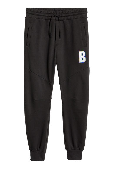 Joggers - Black - Men | H&M GB