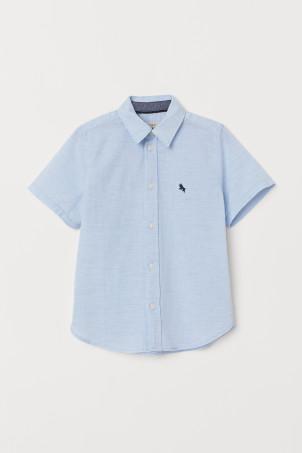 7e607c728 Chlapčenské košele, veľkosť 18m – 10r, online | H&M SK