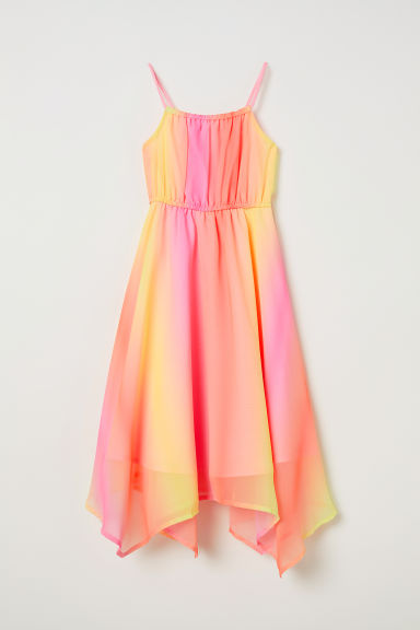 Sleeveless dress - Pink -  | H&M