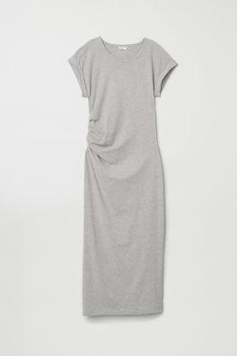 51be18b340b Draped Jersey Dress