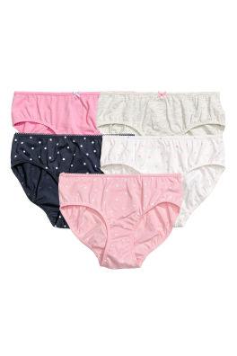 fa8cc92ba8b Meisjesondergoed & -slaapkleding - Shop online | H&M NL