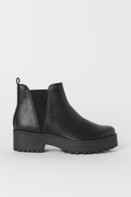 e881d62b369878 Bottines Femme | Chaussures Femme | H&M FR