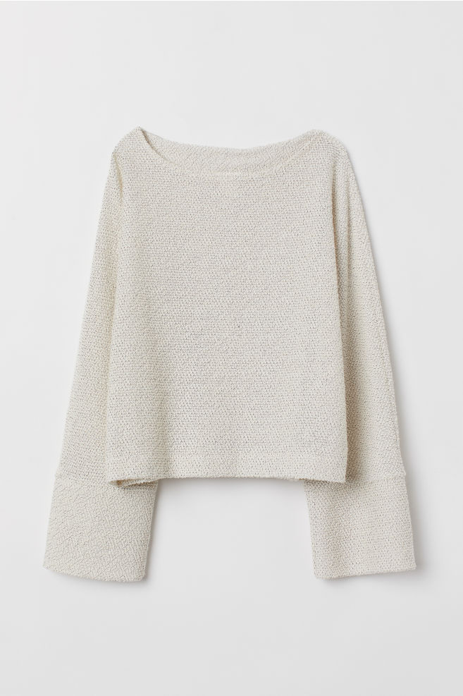 846a88450 Textured-knit Top