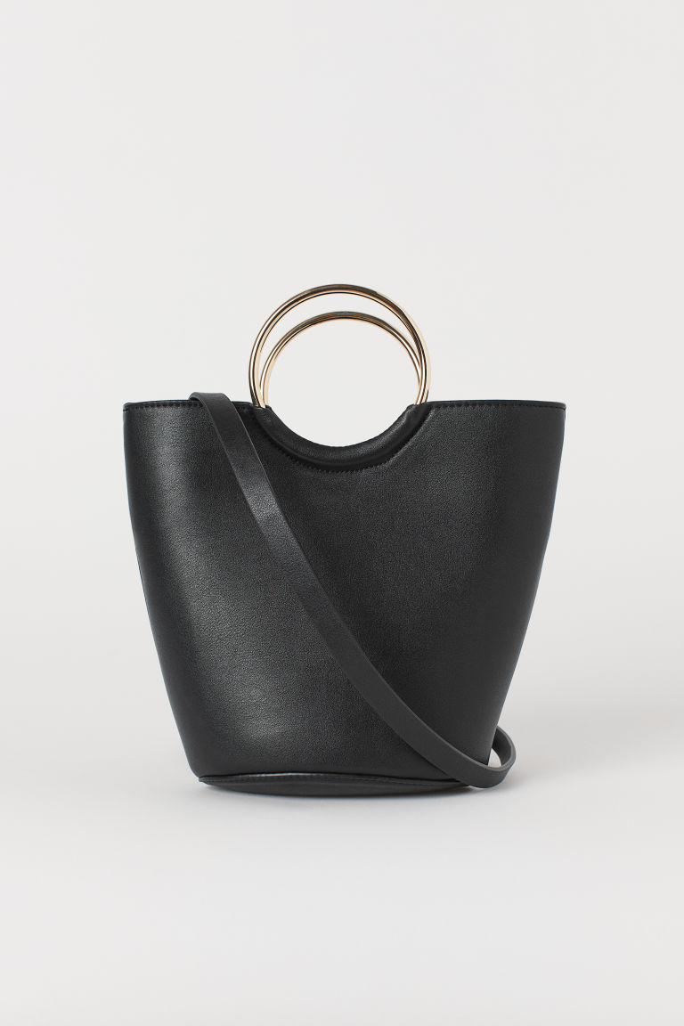 Bucket bag - Black - Ladies | H&M CN
