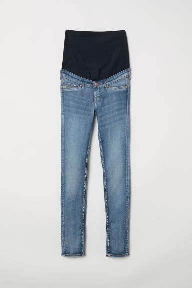 MAMA Skinny Jeans - Denim blue - Ladies | H&M GB