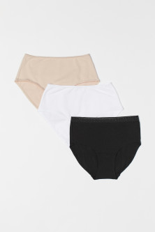 3-pack cotton briefsModel