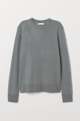 974d2c602c5af5 Pullover in cashmere