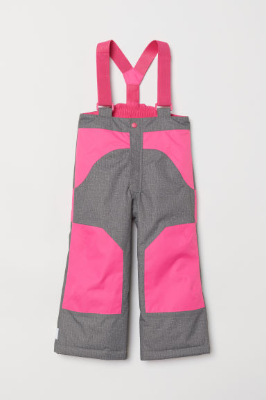 Ski trousers - Grey marl - Kids | H&M