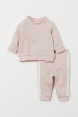 800e50a87f3e13 Ubrania niemowlęce dla dziewczynek – kup online   H&M PL