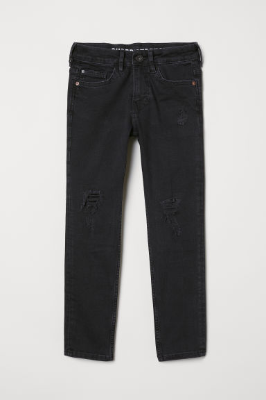 Superstretch Skinny Fit Jeans - Nero - BAMBINO | H&M IT