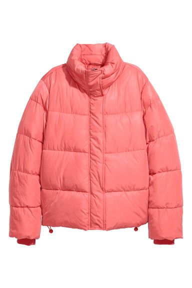 Padded Jacket - Coral - Ladies | H&M CA