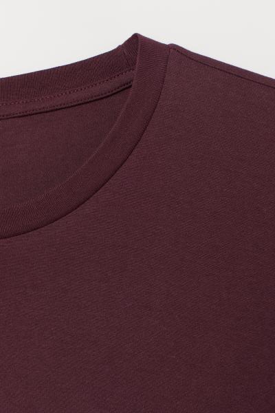 H&M - Cotton T-shirt Regular Fit - 5