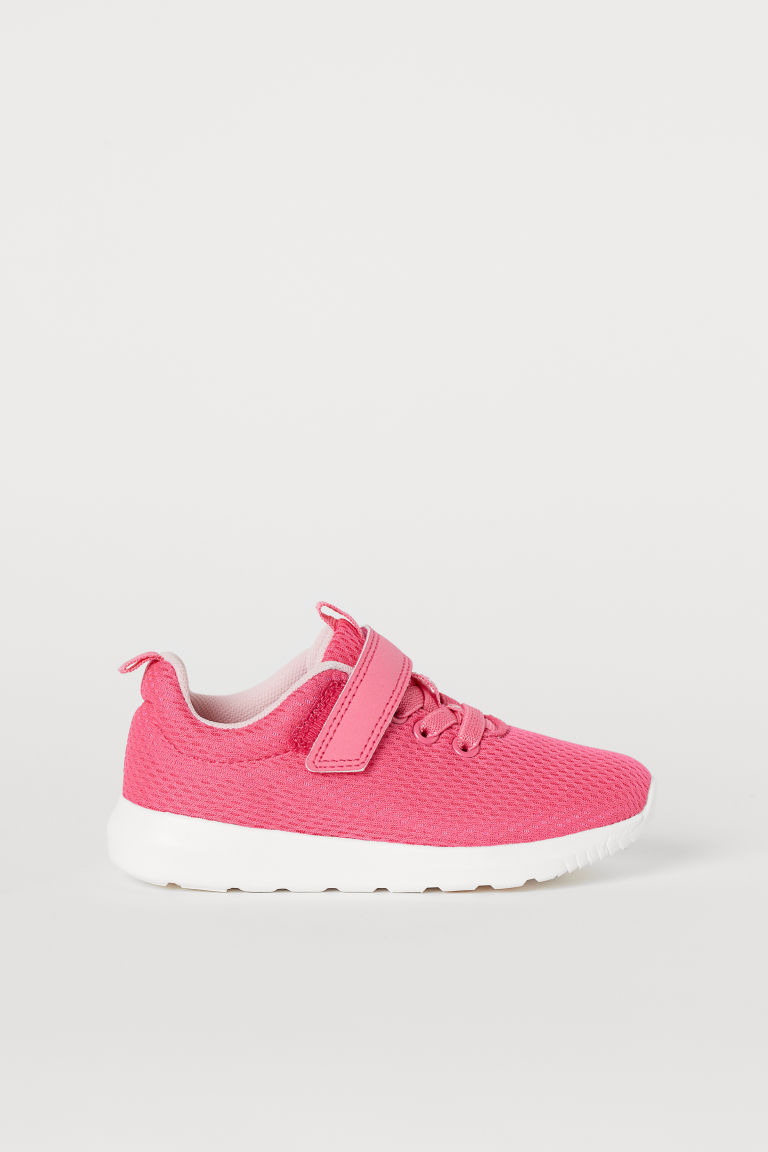 Sneakers in mesh - Ciliegia - BAMBINO | H&M IT
