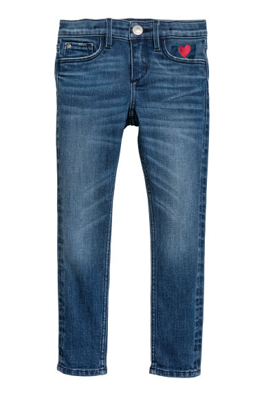 Skinny Fit Jeans - Blu denim -  | H&M IT