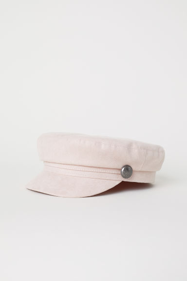 Captain's cap - Powder pink -  | H&M GB