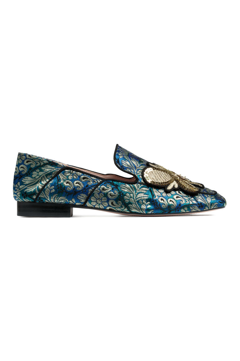 Loafers - Blue - Ladies | H&M GB