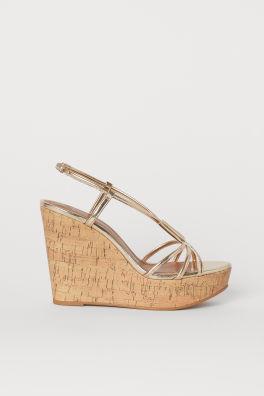 0218e9c3 Zapatos Online Mujer | Calzado Mujer | H&M ES