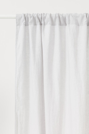 2-pack Linen Curtain Panels
