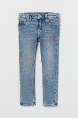 ganz nett hochwertiges Design geeignet für Männer/Frauen Jeans für Mädchen – Größe 92-140 – Online kaufen | H&M DE