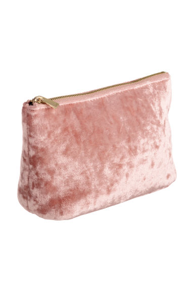 Make-up bag - Powder pink - Ladies | H&M IE