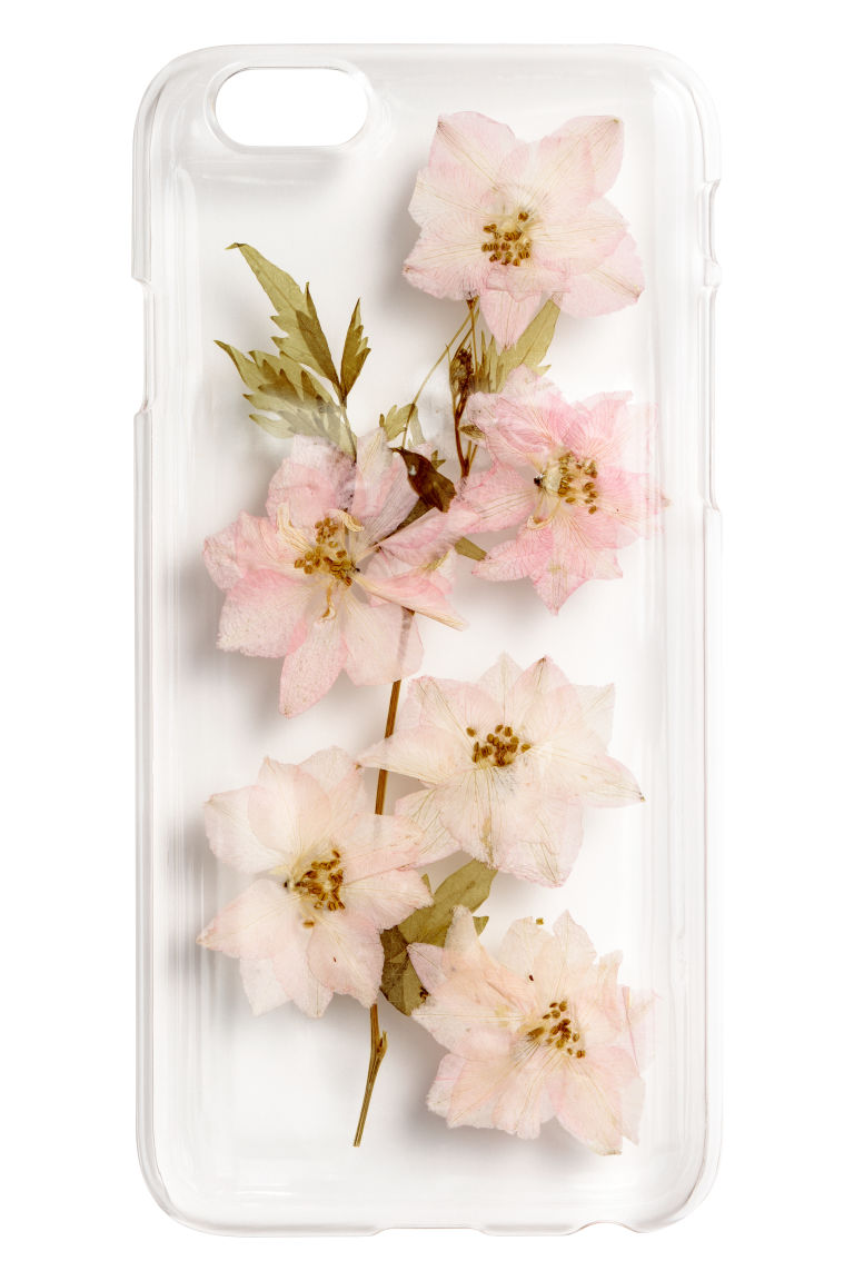 iPhone 6/8-case - Transparant - DAMES | H&M BE