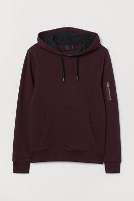 0e065a51a Mikiny a svetre | H&M SK