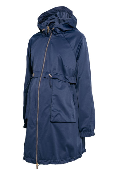 MAMA Parka - Blu scuro -  | H&M IT