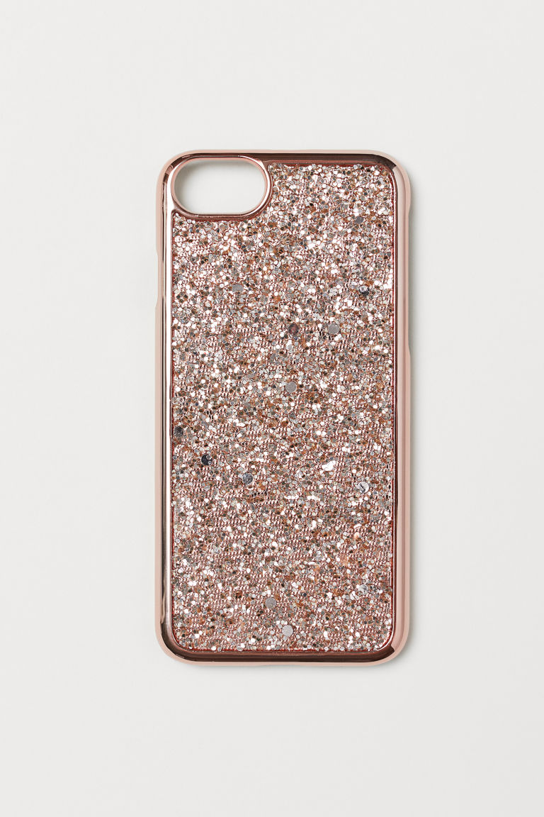 iPhone 6/8 case - Rose gold-coloured - Ladies | H&M